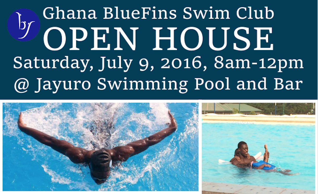 Ghana BlueFins Open House
